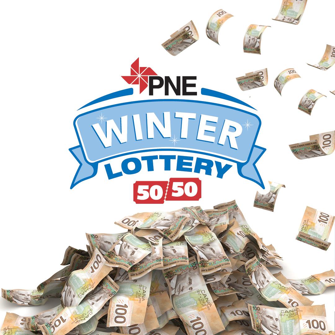 Global BC sponsors PNE Winter Lottery 50/50 - image