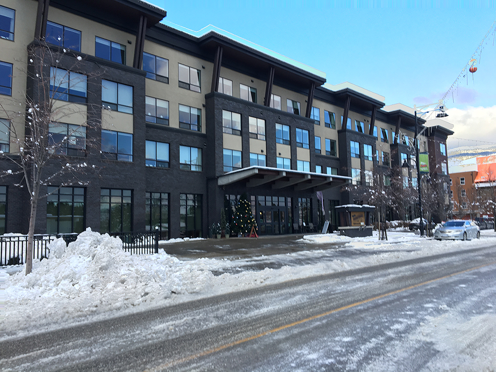 Interior Health reported another care-home death on Friday, at Heritage Retirement Residence in West Kelowna. It was the region's 84th death since the pandemic began.