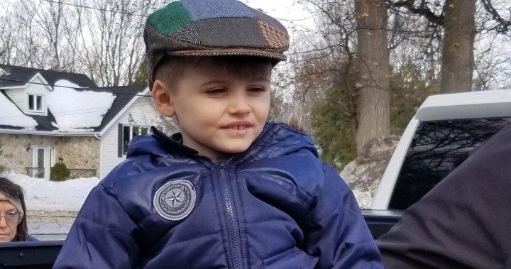 Quebec family raising awareness and money for sick child ...