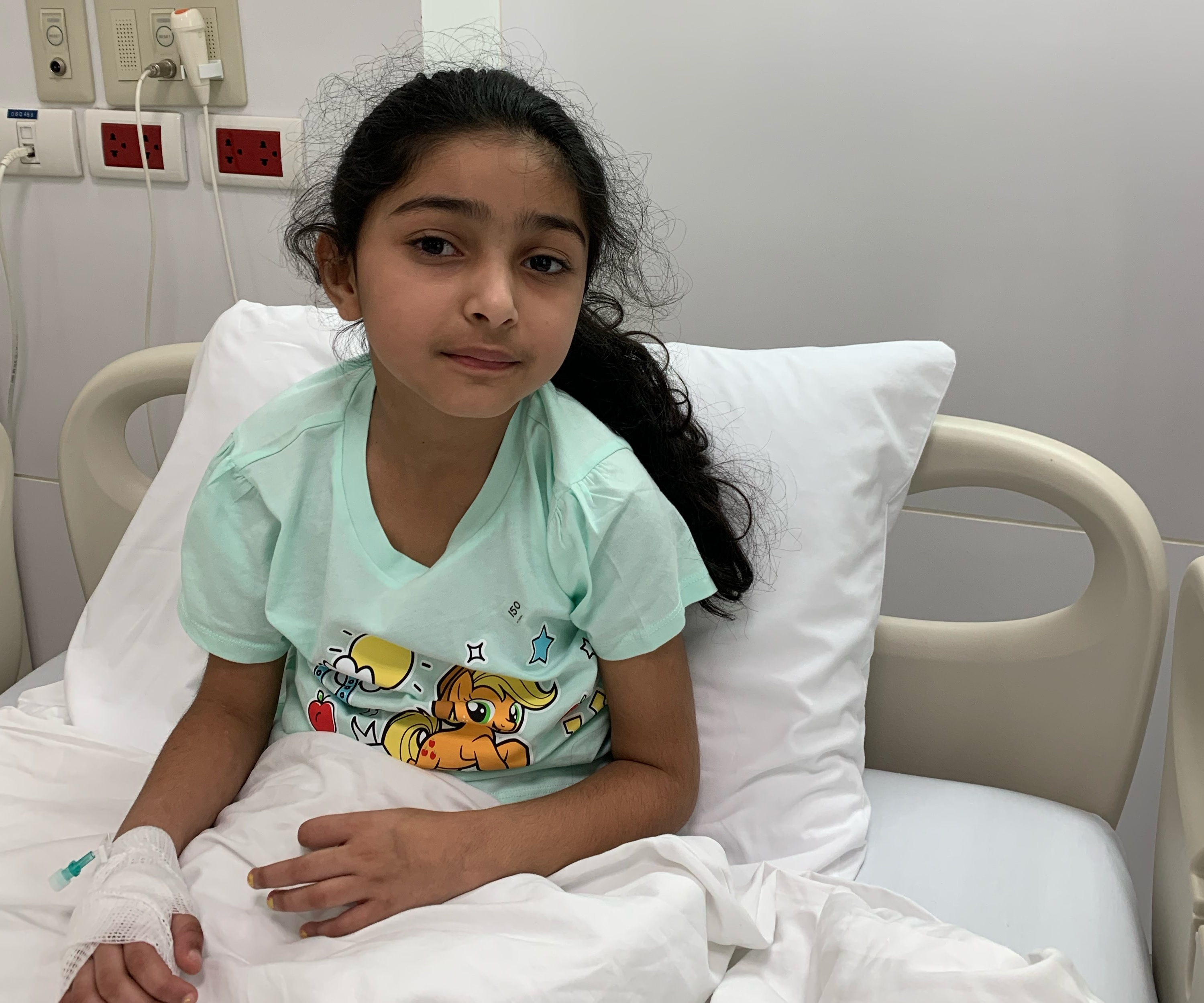 Amber Athwal Showing Progress After Stem Cell Treatment Dad Says Globalnews Ca