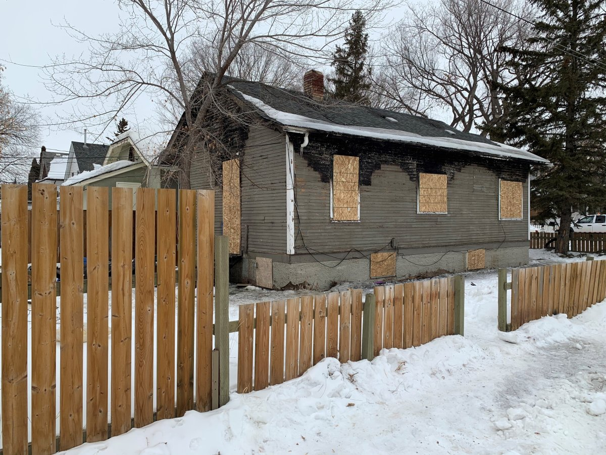 A fire on Christmas Day damaged two houses in Saskatoon's Riverdale neighbourhood. No one was hurt and the fire department is investigating the cause.