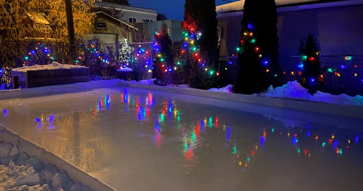 How to build the perfect backyard rink