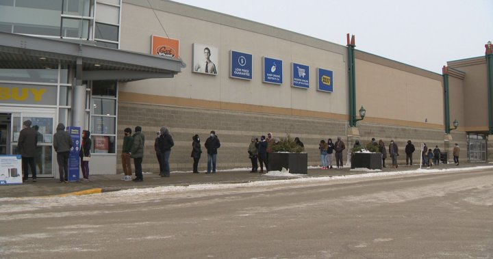 New retail restrictions in effect in Saskatchewan for Boxing Day