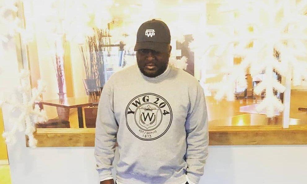 Emerson Brewster's YWG 204 clothing line is keeping Winnipeggers in neighbourhood-specific gear.