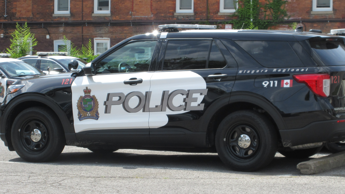 Two men have been charged in a homicide investigation in Fort Erie, Ont.