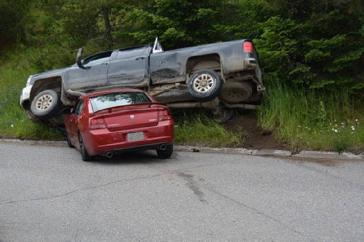 A man has pleaded guilty to dangerous operation of a motor vehicle in connection with a June crash in Prince George, B.C.