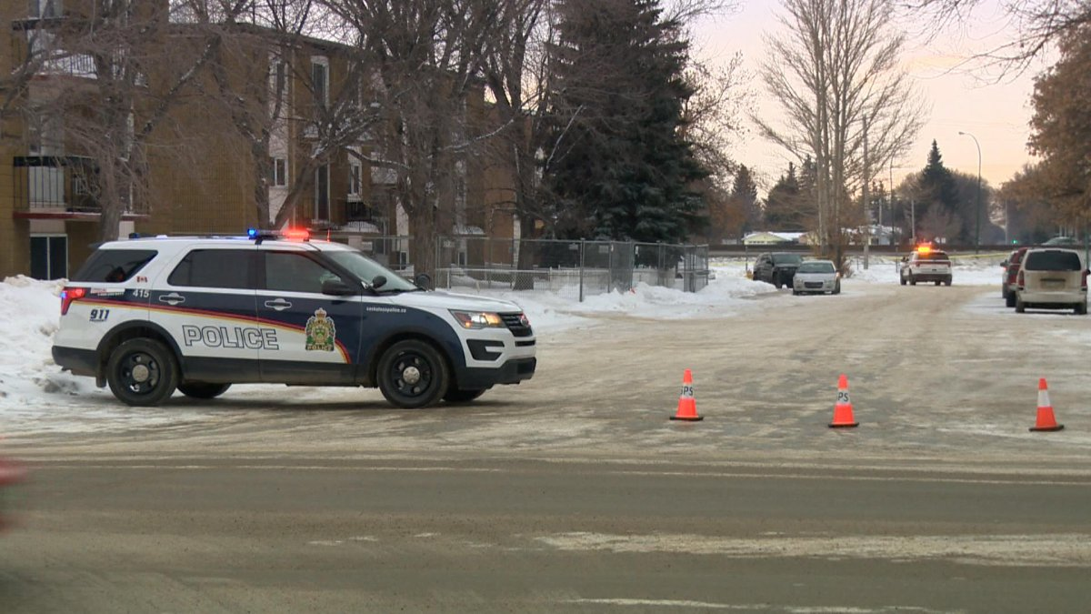 During the response to a reported domestic altercation, Saskatoon police say shots were fired, injuring a man.