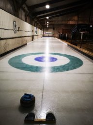 Continue reading: Manitoba family builds curling rink in barn, plans to hurry hard into 2021