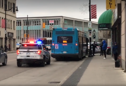 Continue reading: Suspect in custody following machete attack at Kingston motel and stabbing on Kingston Transit bus