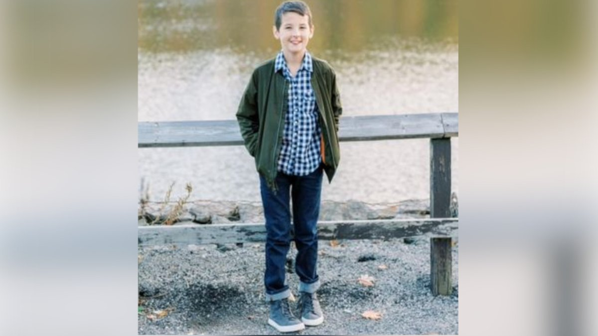 11-year-old Jude Strickland was hit while crossing Royalvista Drive near Upper Gage Avenue on Dec. 1, according to police.