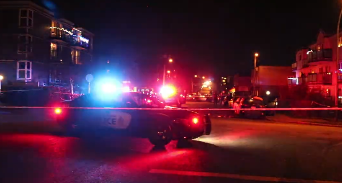 Vancouver police say a 19-year-old Burnaby man was fatally stabbed in East Vancouver on Friday.