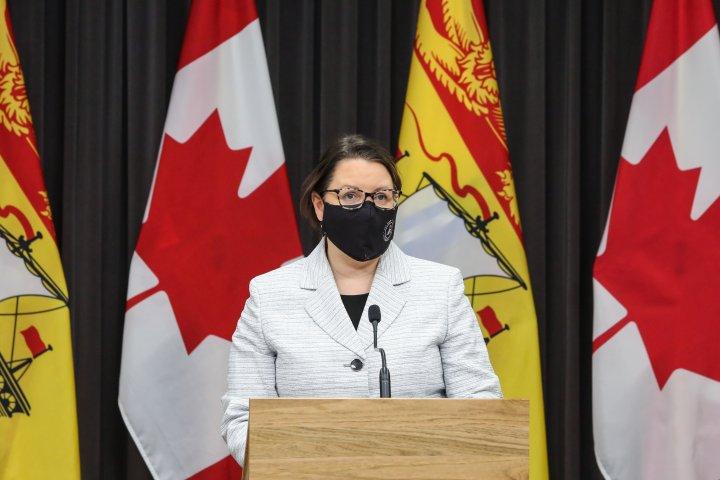 New Brunswick to provide COVID-19 update Friday
