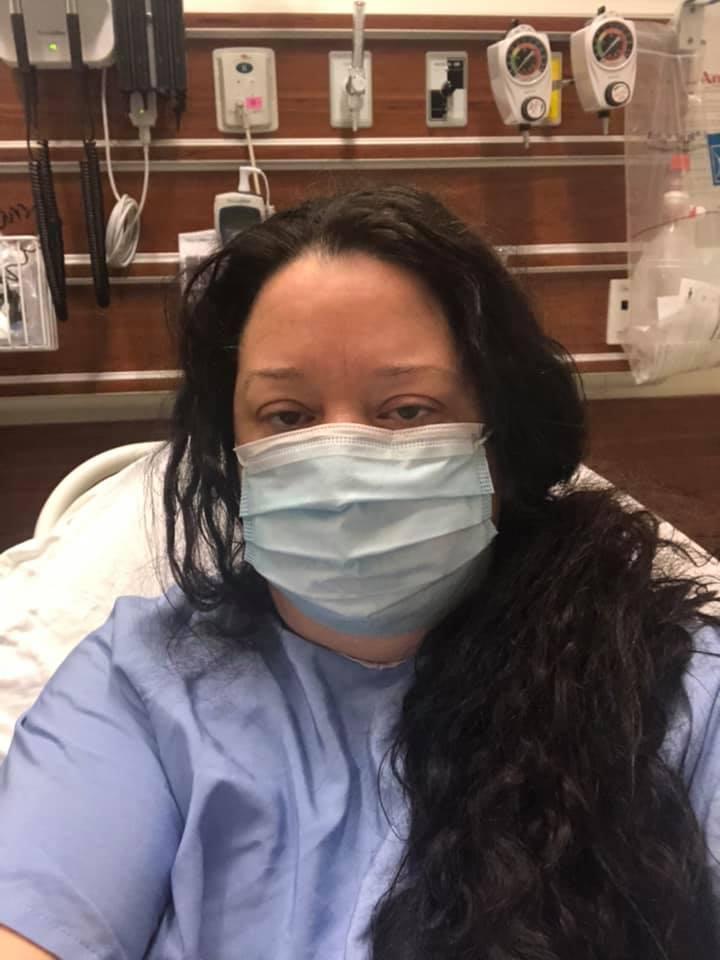 Jolene Smith is seeking a living kidney donor.