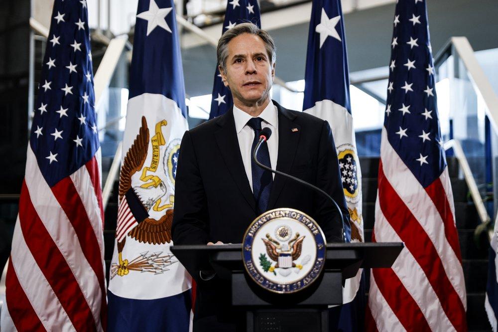 Trump-era policies paused as Antony Blinken takes over as U.S. secretary of state