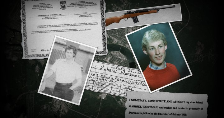 'To my dear friend Gabriel Wortman': How the Nova Scotia killer got his guns and wealth