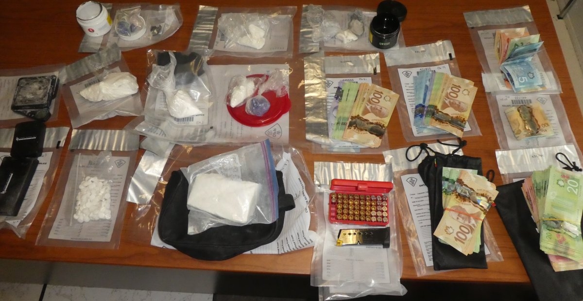 The OPP's Project NORCO seized nearly $100,000 in drugs and led to the arrest of four people in the Peterborough area.