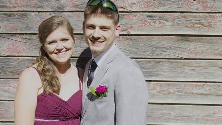 According to the GoFundMe page, Lindsay Palmateer, left, died from injuries sustained in a head-on crash in B.C.'s Southern Interior last week.