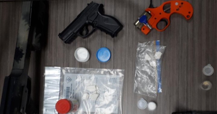 OPP seize various drugs, weapons from Quinte West home