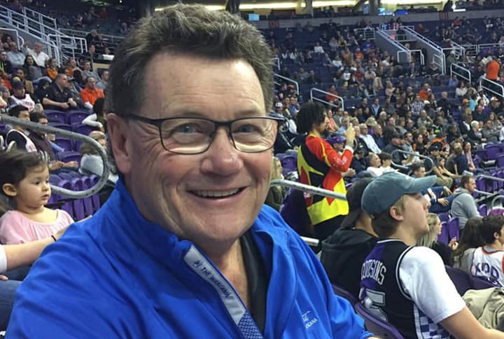 The community has raised nearly $43,000 as of Friday for Regina sports broadcaster Warren 'Woodsy' Woods who is in the hospital battling COVID-19.