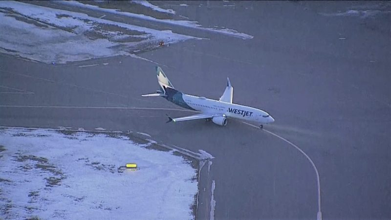 Nearly two years after being grounded following two deadly crashes, Boeing's 737 Max aircraft returned to Canadian airspace on Jan. 21, 2021. WestJet flight 115 left the Calgary International Airport at 7:43 a.m., bound for Vancouver.