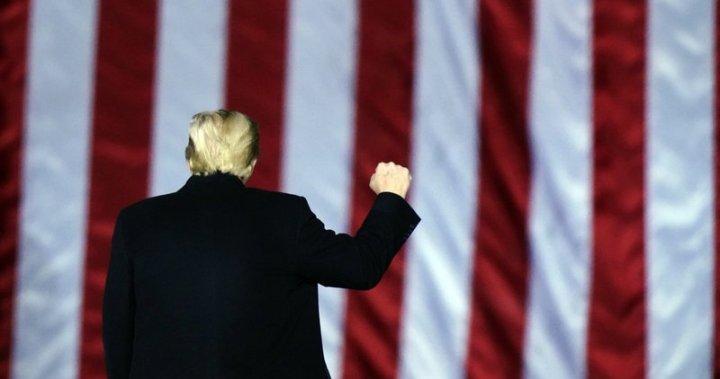 Trump seeks new online megaphone after Twitter ban - Global News