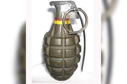 Continue reading: Boy, 12, killed by hand grenade sold at U.S. antique market
