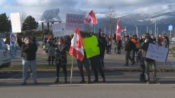 Continue reading: Coronavirus: Mayor of Kelowna urges protesters to follow public health orders
