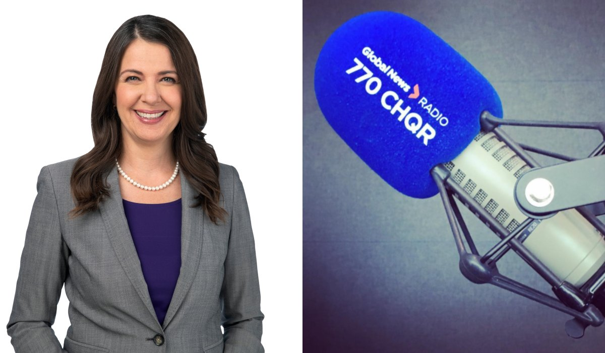 Longtime Alberta radio host Danielle Smith has announced her departure from Corus radio.