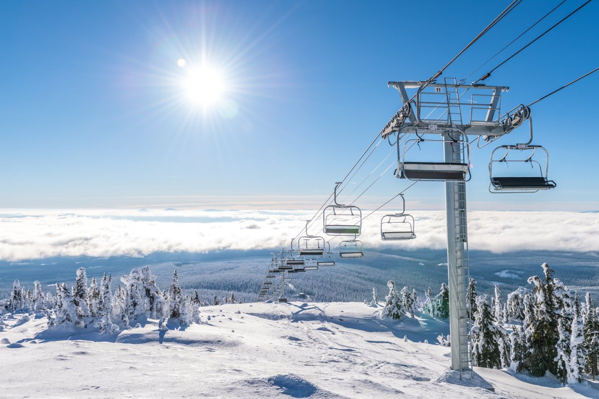 A 57-year-old woman died in a tragic ski accident at Big White on Jan. 2, 2021.