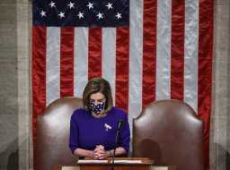 Continue reading: Pelosi calls for Trump's removal through 25th Amendment after Capitol chaos
