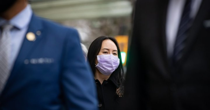 Meng Wanzhou's extradition hearing enters final day in B.C. Supreme Court