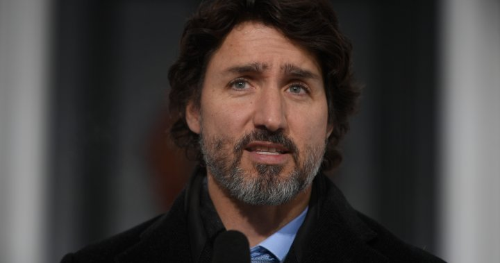 Trudeau 'pleased' to see O'Toole attempt to oust Sloan from caucus over donation