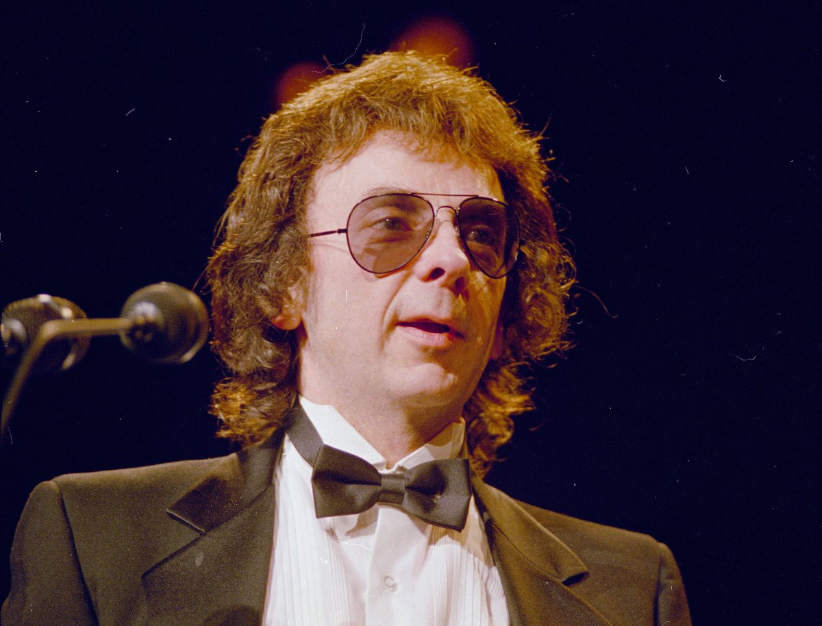 Record producer Phil Spector is seen in this 1989 file photo.
