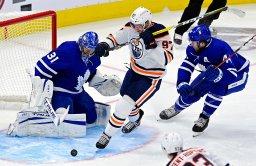 Continue reading: Edmonton Oilers fall short against Toronto Maple Leafs