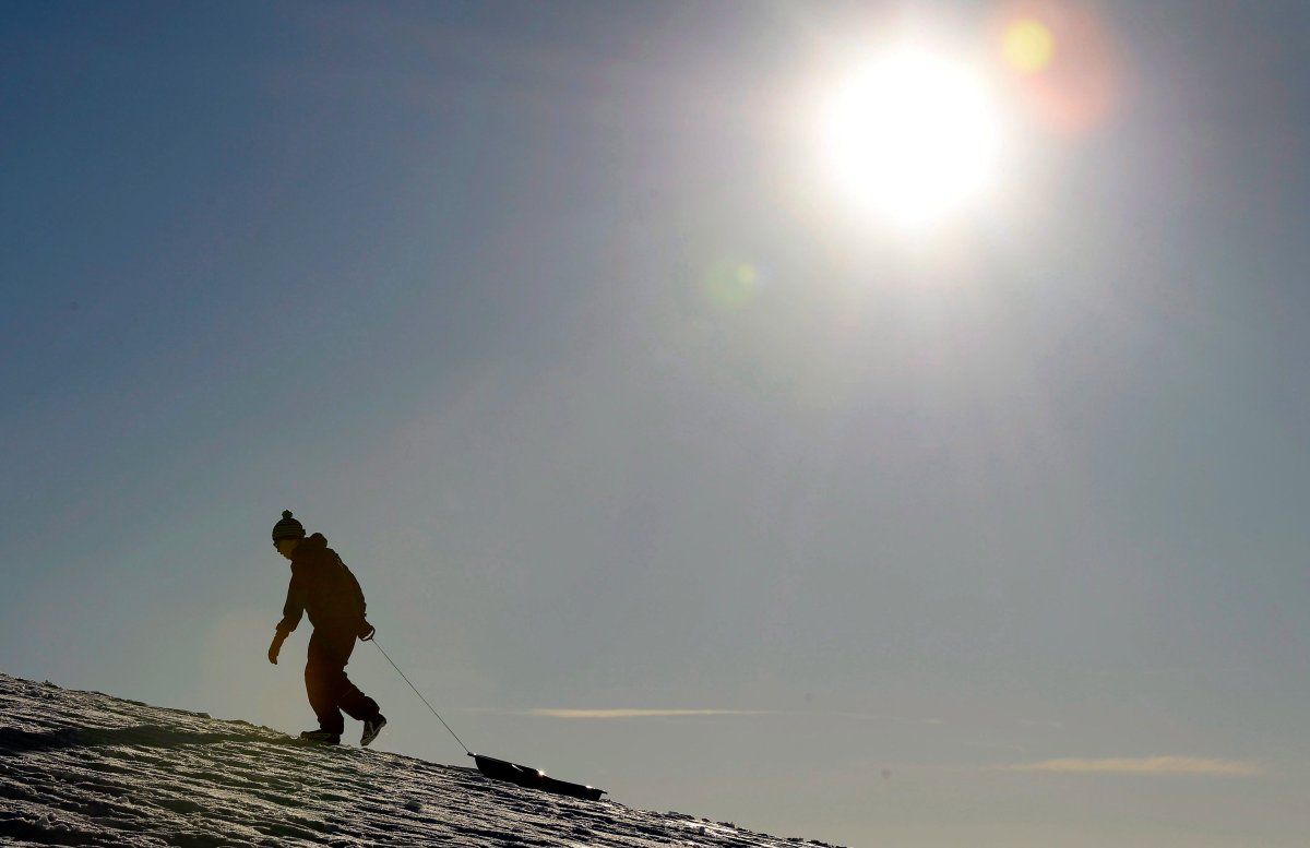 Sledding and other outdoor activities will be popular in Ottawa on Family Day, but those too are subject to restrictions this year amid the novel coronavirus pandemic.