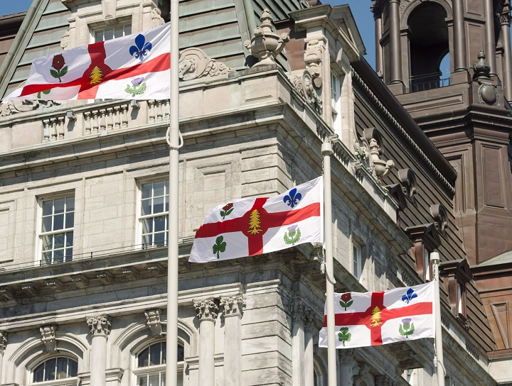 The City of Montreal is postponing the payment of municipal taxes. Wednesday, Jan. 13, 2020.