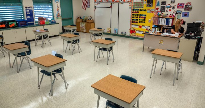 3rd pandemic-altered school year gets underway for some Ontario boards