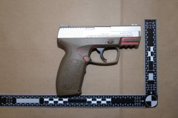 Continue reading: Woman arrested at gunpoint in downtown Guelph, police find pellet gun