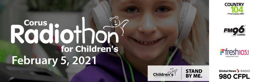 Corus Radiothon 2021