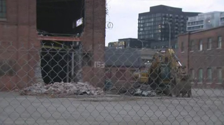 globalnews.ca - Nick Westoll - Provincial demolition of Toronto heritage properties for affordable housing development raises community ire