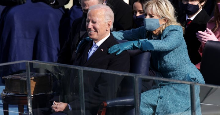 Biden's inauguration wraps up without severe security issues