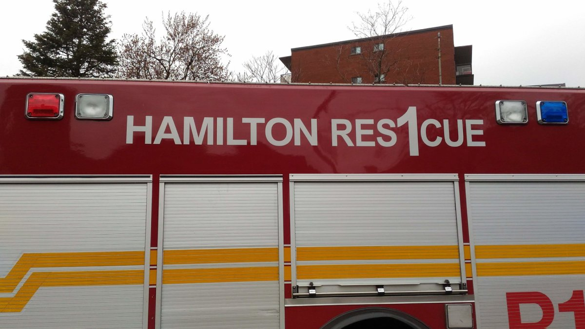 The number of rope rescues involving Hamilton firefighters more than doubled, from nine to 20, last year.