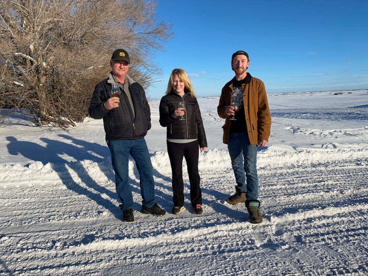 The co-owners of Hudson Bay Distillers, along with other craft producers in Saskatchewan, are excited by changes made by the SLGA to the craft designation.