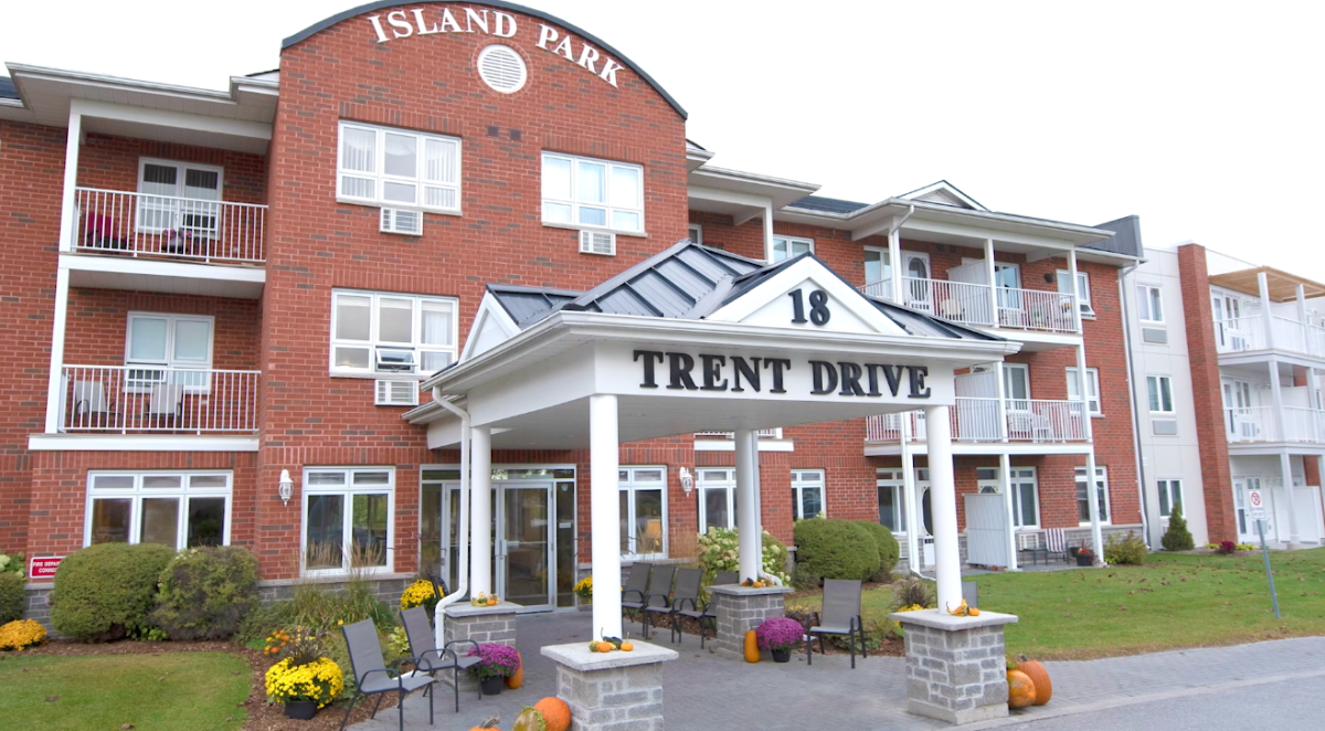 A COVID-19 outbreak has been declared at Island Park Retirement Residence in Campbellford, Ont.
