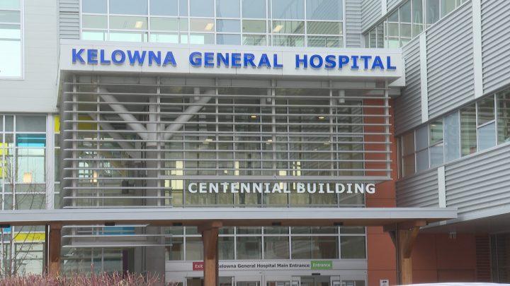 Kelowna General Hospital.
