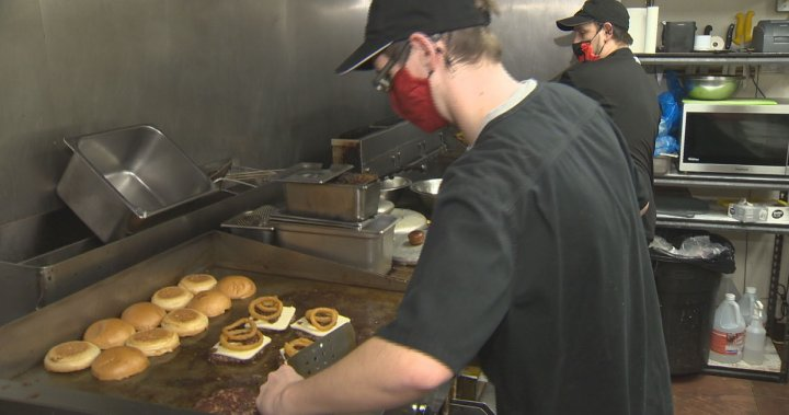 'I don't even know if we'd stay open': Moncton's burger festival helping restaurants survive COVID-19