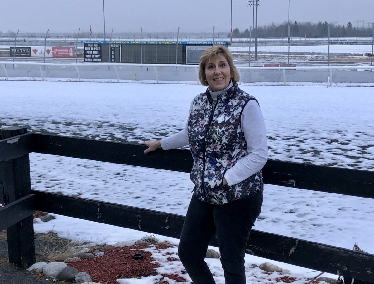 Haliburton-Kawartha Lakes-Brock MPP Laurie Scott says amendments to an agreement will provide additional funding to Ontario horse racing tracks including Kawartha Downs in Fraserville.