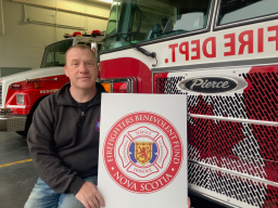 Continue reading: New charity to help Nova Scotia firefighters in times of need