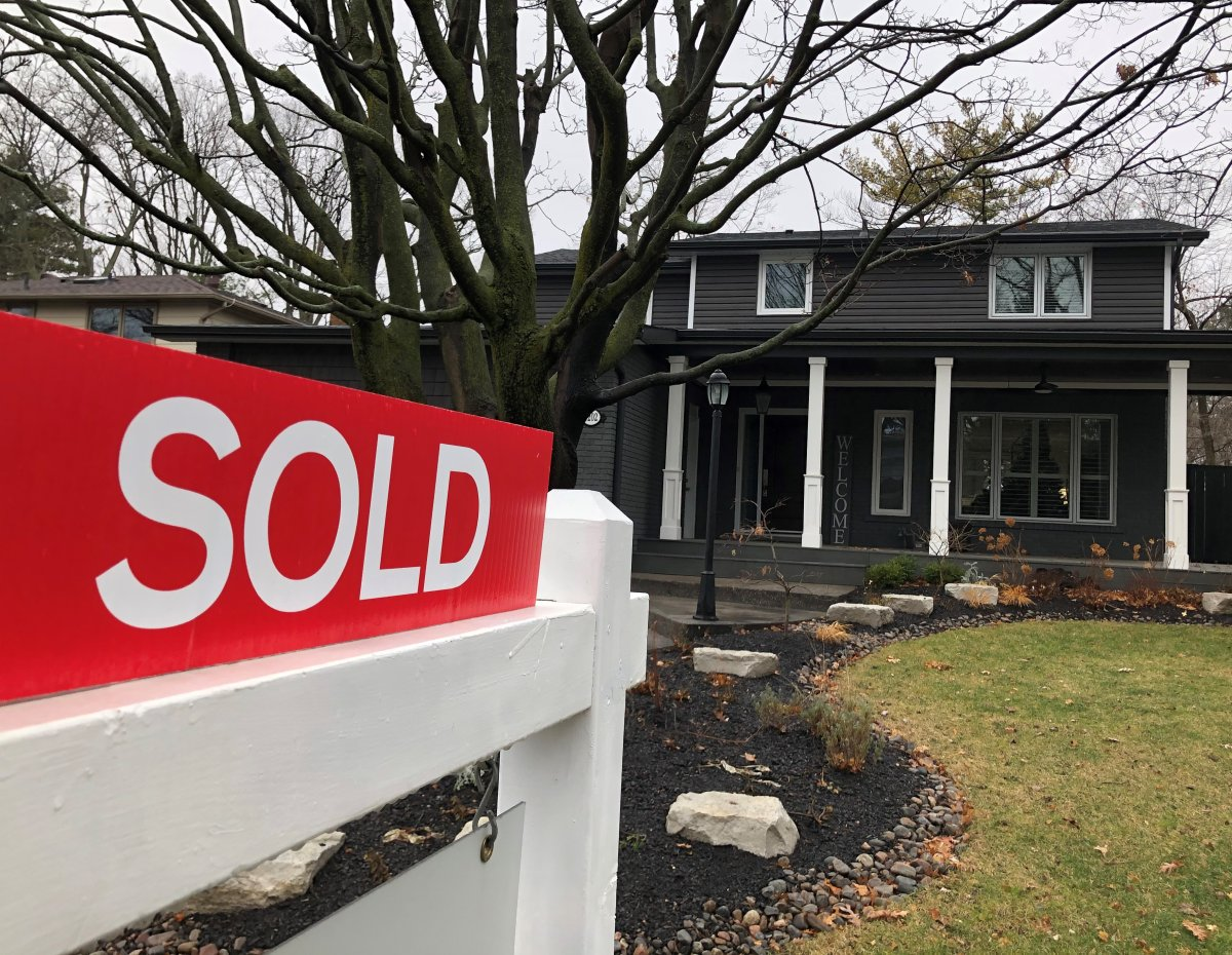 The Realtors Association of Hamilton-Burlington says the average price of a home jumped to nearly $730,000 in December 2020.
