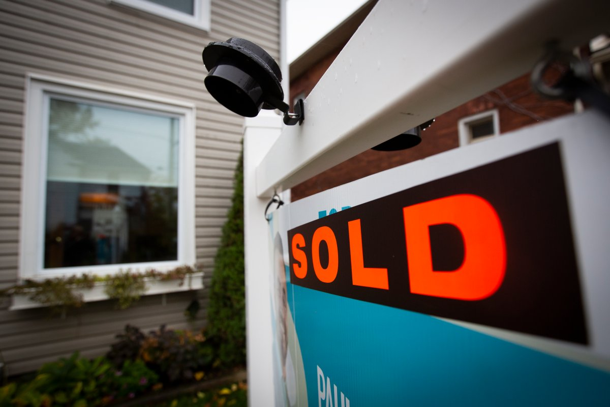 The Hamilton and Burlington real estate sector was a seller's market in 2020.